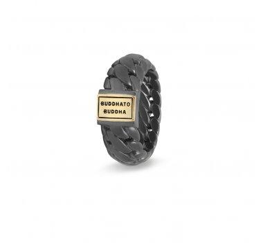 BLACK RHODIUM BEN RING 542GMG