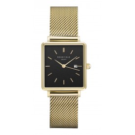 The Boxy Black - Gold