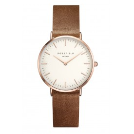 The Tribeca White - Brown