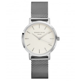 The Tribeca White - Silver