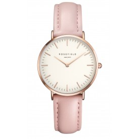 The Tribeca White - Pink