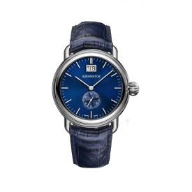 Aerowatch 1942 Blue Big date
