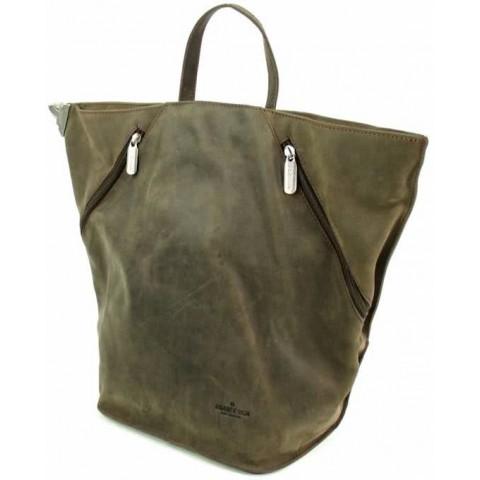 Bear Design Vouw-Rugzakje B6150 Groen Lisa
