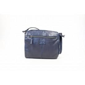 Bear Design Klein schoudertasje CL35735 Blauw - 'Olivia'