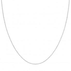 Blush Ketting - Wit Goud - 42 (14Krt.)