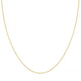 Blush Ketting - Geel Goud - 42 (14Krt.)