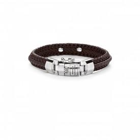 Nurul Small Leather Brown armband