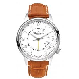 Globetrotter, GMT wit