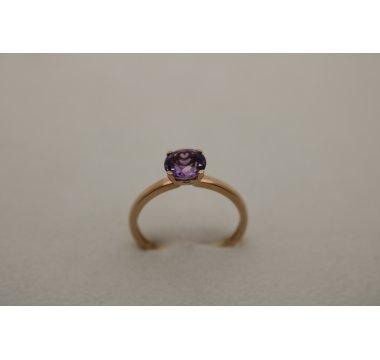 JeroenID Ring Amethist